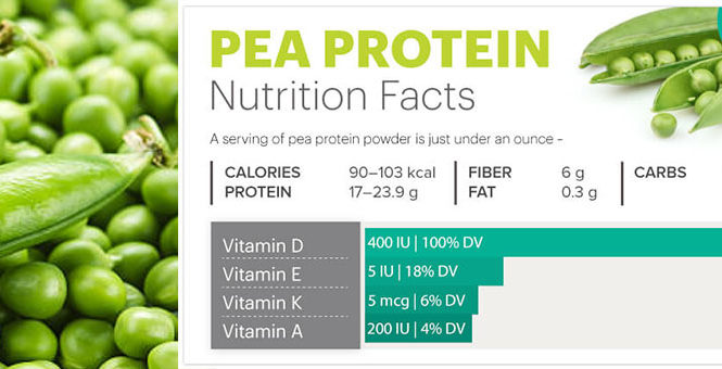 Pea Protein: The Non-Dairy Muscle Builder (that Also Boosts Heart Health)